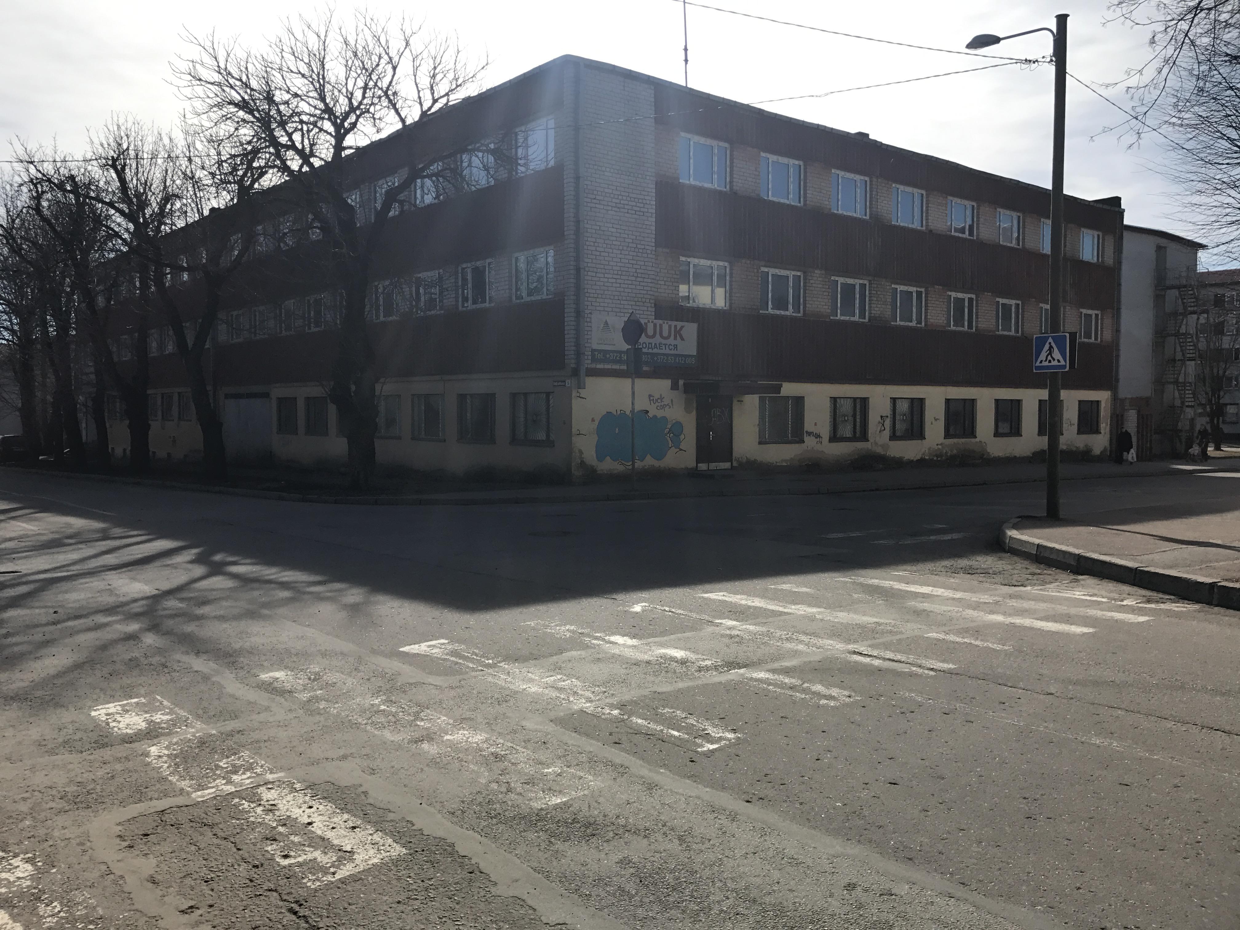 Vabaduse 5, Narva