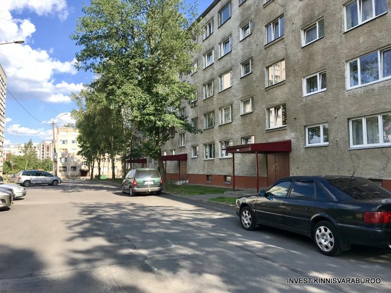 Kangelaste 12a, Narva