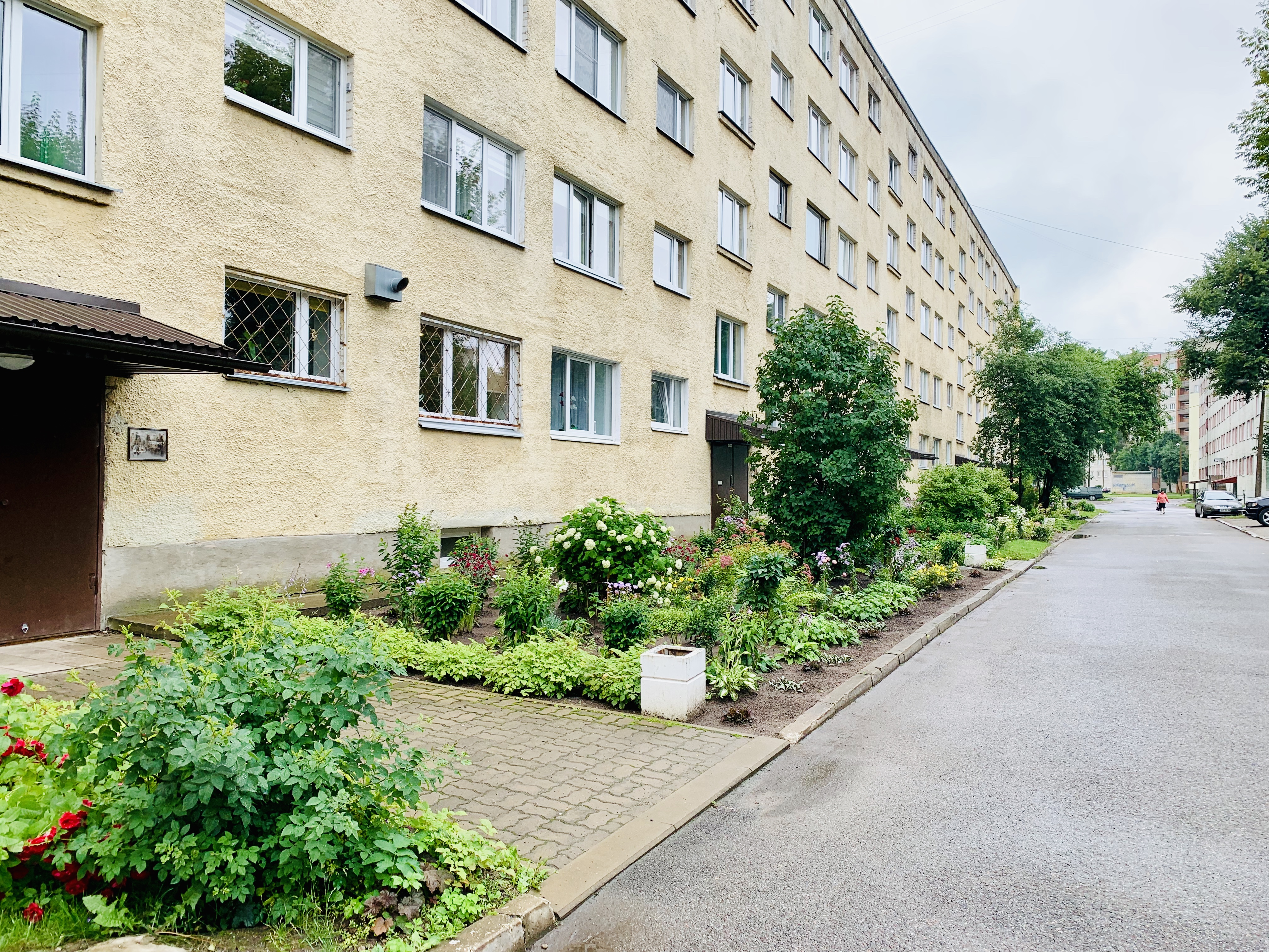 Kreenholmi tn 30, Narva