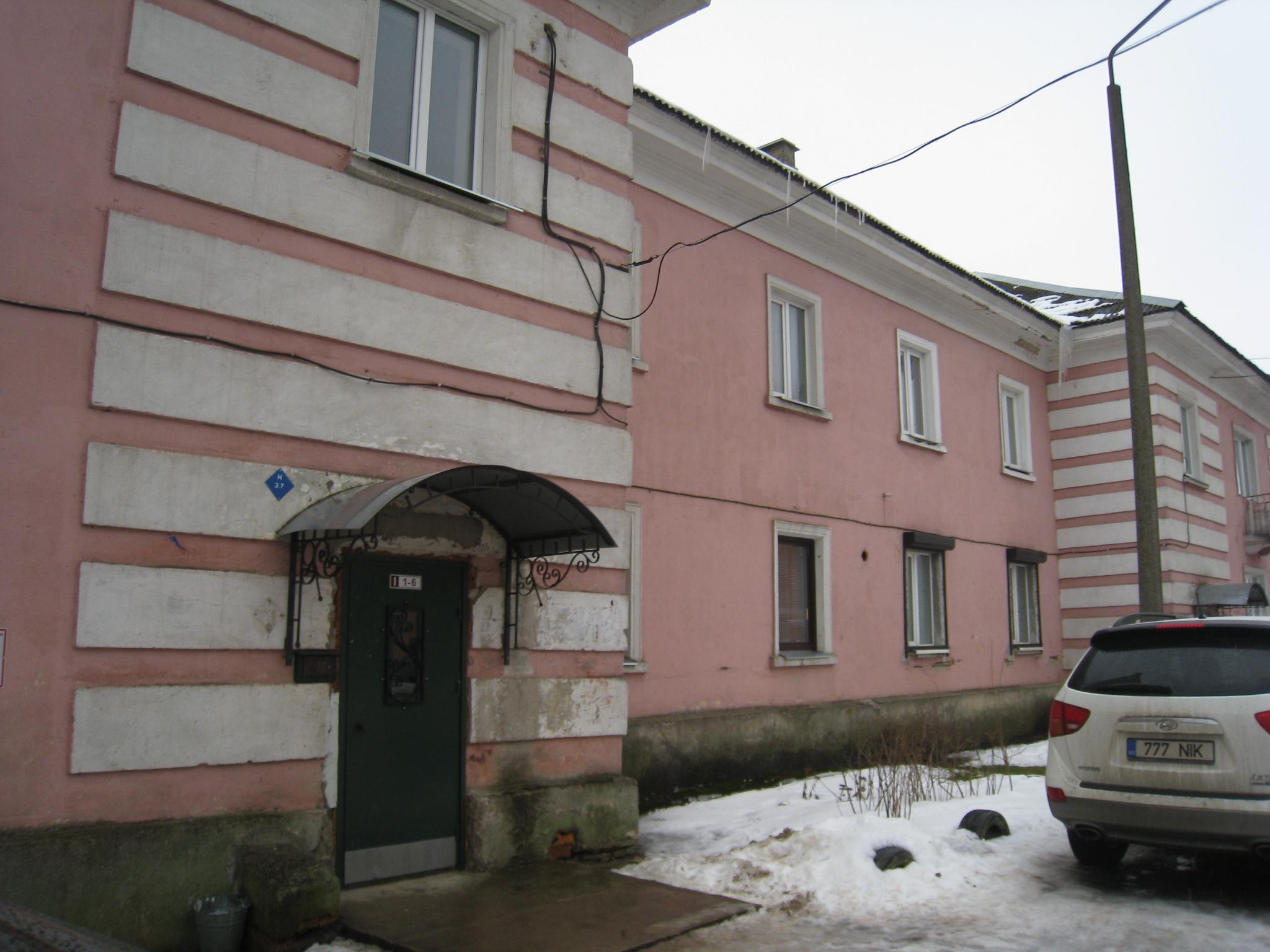 Haigla 16, Narva