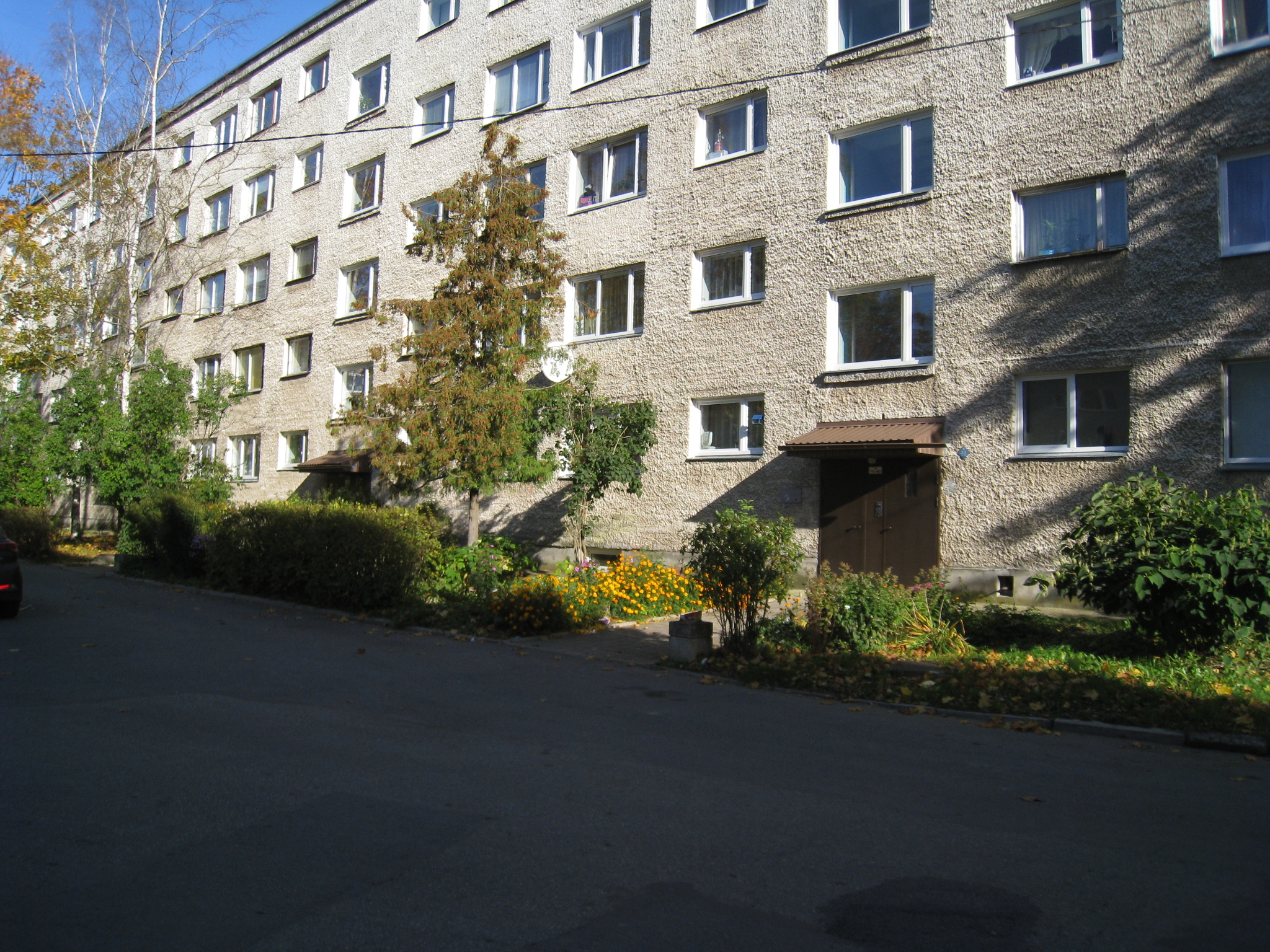 Kreenholmi 24, Narva Сдана